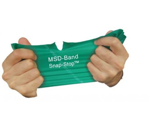 Taśma rehabilitacyjna MSD-Band 2,5 m