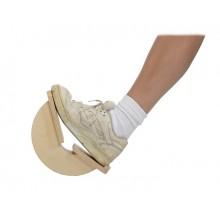 Przyrząd do treningu mięśni nóg Mambo Max Fit Stretch, drewniany - 03-050001
