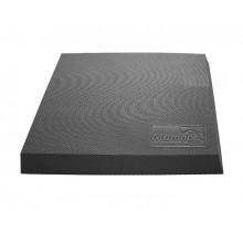Trener równowagi (poduszka równoważna prostokątna), grafitowy Mambo Balance Pad MSD 05-040303