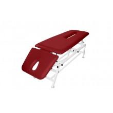 Stół rehabilitacyjny 2-cz. ręczny MASTER 2R