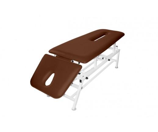 Stół rehabilitacyjny 2-cz. hydrauliczny MASTER 2H