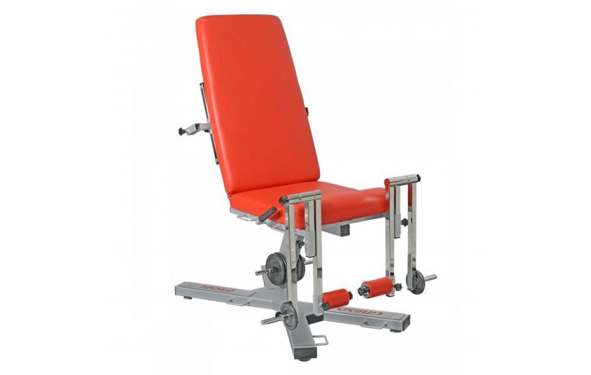 Fotel do ćwiczeń oporowych PROFI