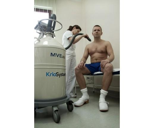 Aparat do krioterapii Kriosan 30 YDS