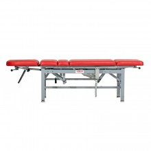 Stół rehabilitacyjny 7-częściowy z elektryczną zmianą wysokości leżyska (SM-E7)