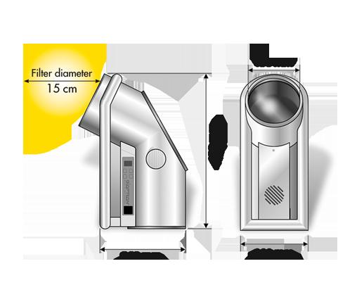 Lampa BIOPTRON II