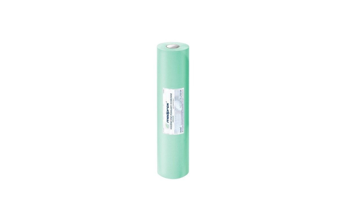 Podkład ochronny Medprox comfort 60cm x 50mb (zielony)