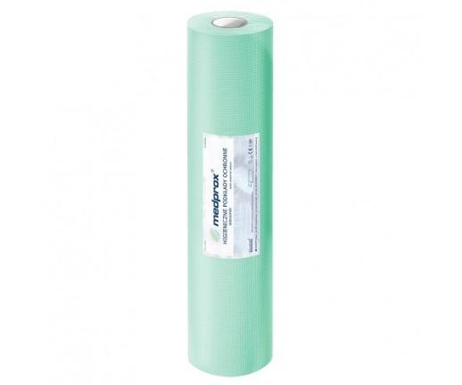 Podkład ochronny Medprox line 50cm x 50mb (zielony)