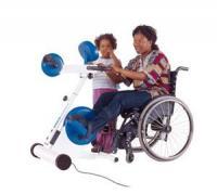 MOTOmed viva 2 zestaw do treningu pasywnego i aktywnego nóg