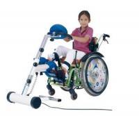 MOTOmed gracile 12 urządzenie dla dzieci do treningu pasywnego i aktywnego nóg i rąk