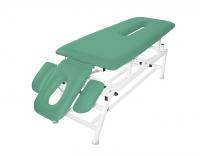 Stół rehabilitacyjny 4-cz. ręczny MASTER 4R