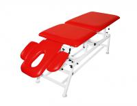 Stół rehabilitacyjny 5-cz. hydrauliczny MASTER 5H-F