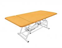 Stół rehabilitacyjny 2-cz. elektryczny MASTER Bobath 2E / Vojty do ćwiczeń z dziećmi