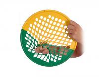Siatka rehabilitacyjna łączona Power-Web Combo MSD żółta/zielona (opór słaby/opór mocny) 02-020102