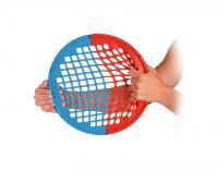 Siatka rehabilitacyjna łączona Power-Web Combo MSD czerwona/niebieska (opór średni/opór super mocny) 02-020103