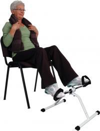 Rotor rehabilitacyjny mechaniczny do ćwiczeń czynnych kończyn górnych i dolnych MSD (biały) - 03-010202