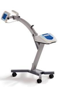 Zestaw: mobilny aparat do magnetoterapii Magneris + aplikator płaski