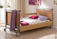 Łóżko rehabilitacyjne ALLURA MIGHTY Burmeier