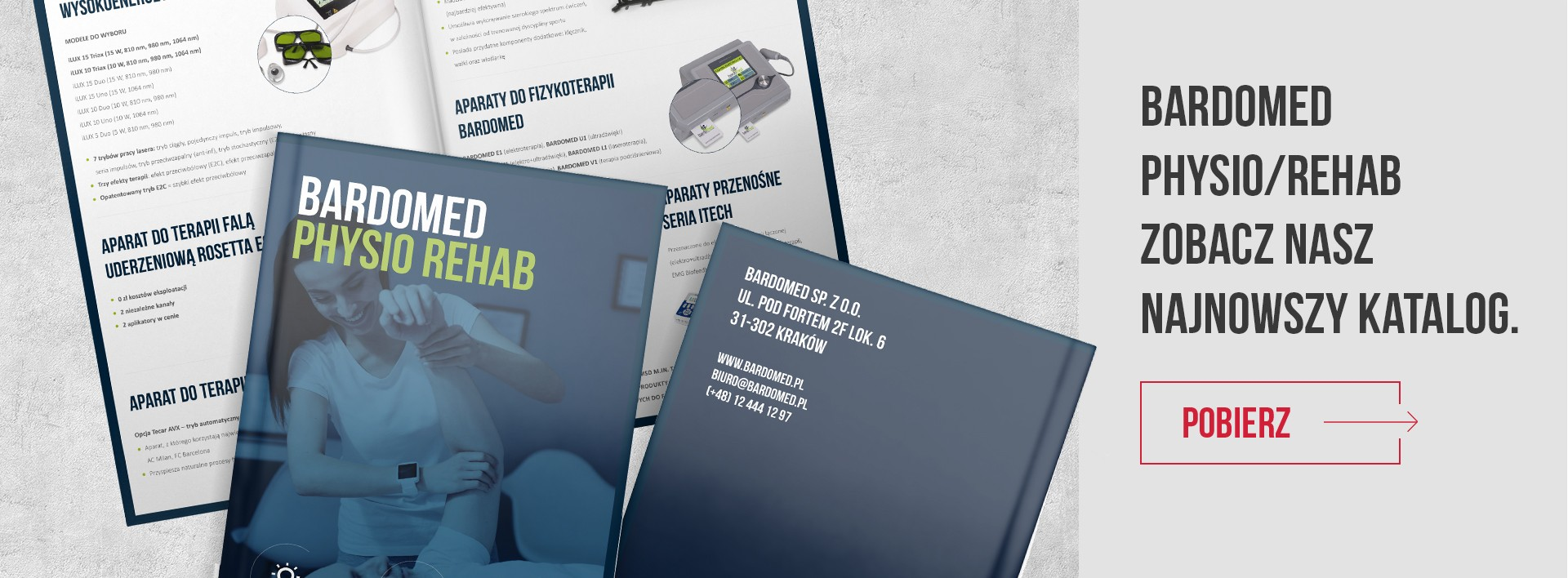 Nowy katalog BardoMed