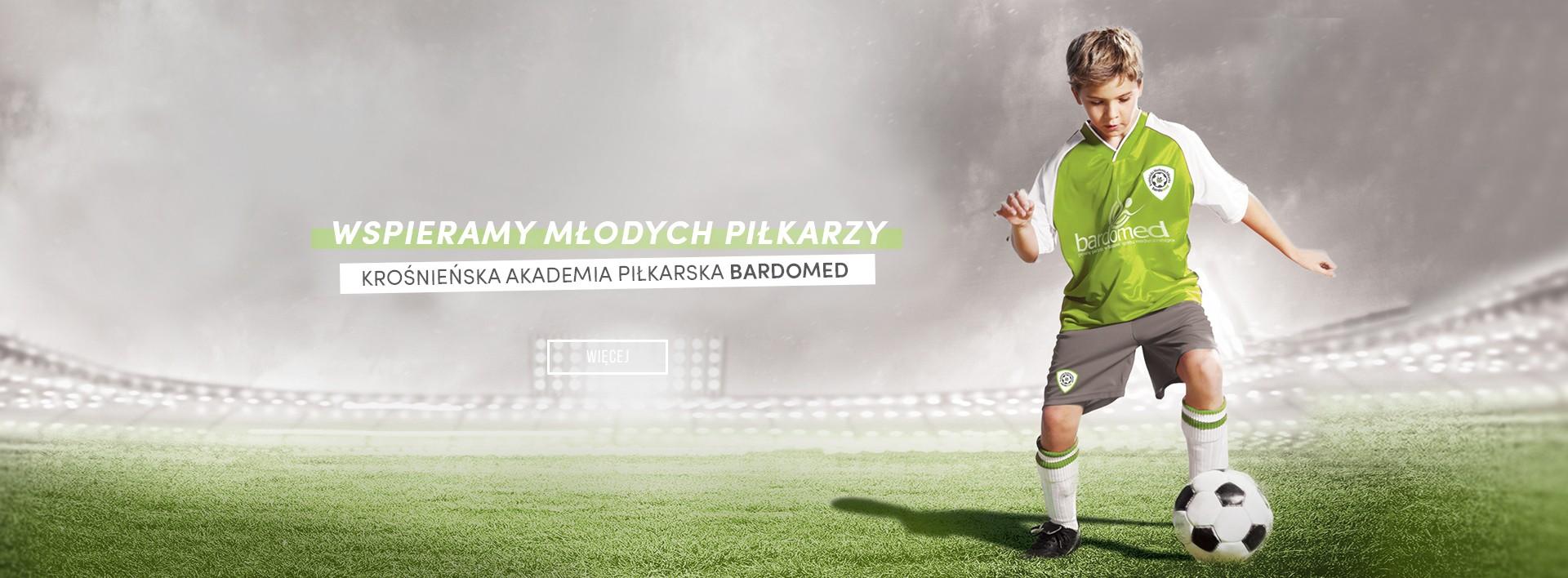Krośnieńska Akademia Piłkarska BardoMed