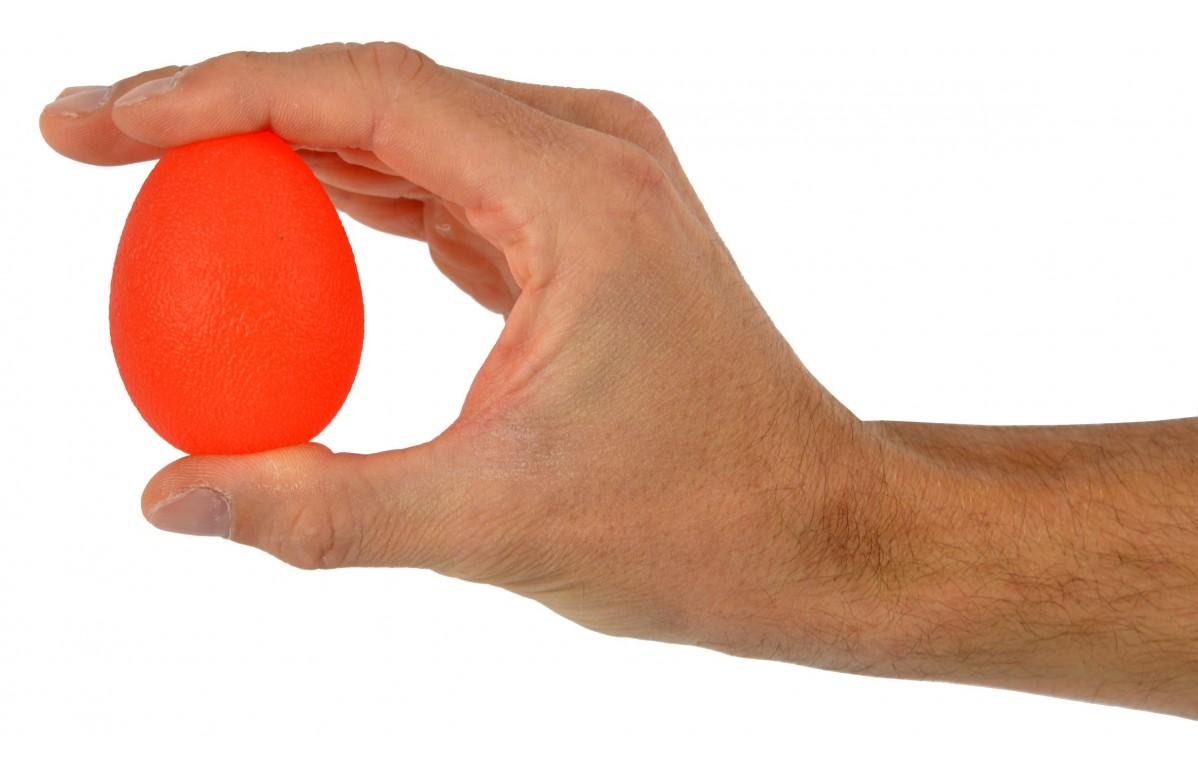 Trener dłoni jajko do ściskania MoVes (różne kolory)
