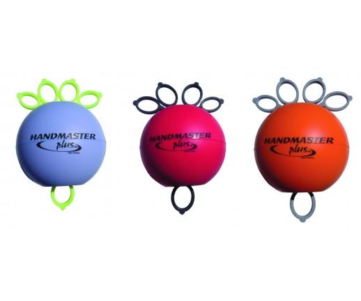 Trener dłoni (piłka) Handmaster Plus MoVes (różne kolory)