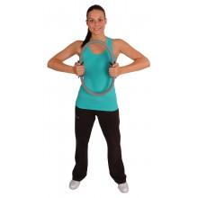 Obręcz do pilatesu Mambo Pilates Ring MSD 38 cm 04-010101