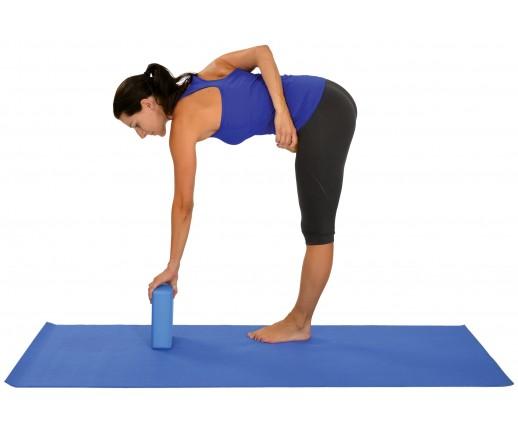 Blok do ćwiczeń Mambo Yoga Block MSD 7,5 x 15 x 23 cm 04-010202