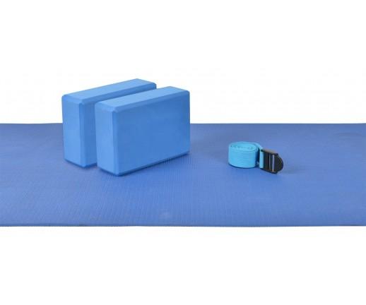 Zestaw do JOGI Mambo Yoga Set (mata + blok 2 szt.) MoVes - 04-010211