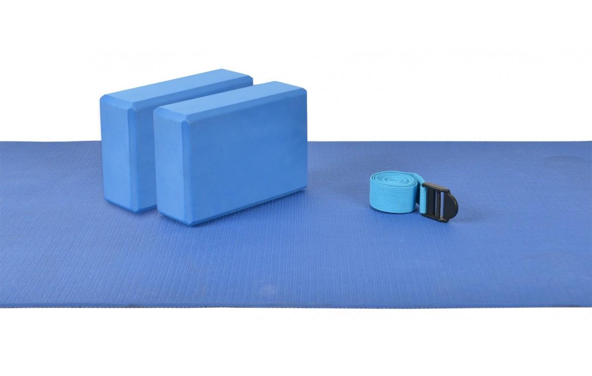 Zestaw do JOGI Mambo Yoga Set (mata + blok 2 szt.) MSD 04-010211