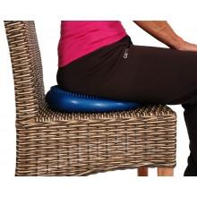 Poduszka sensomotoryczna (dysk) Mambo Standard Cushion MSD niebieska 33 cm (z pompką) 04-020101