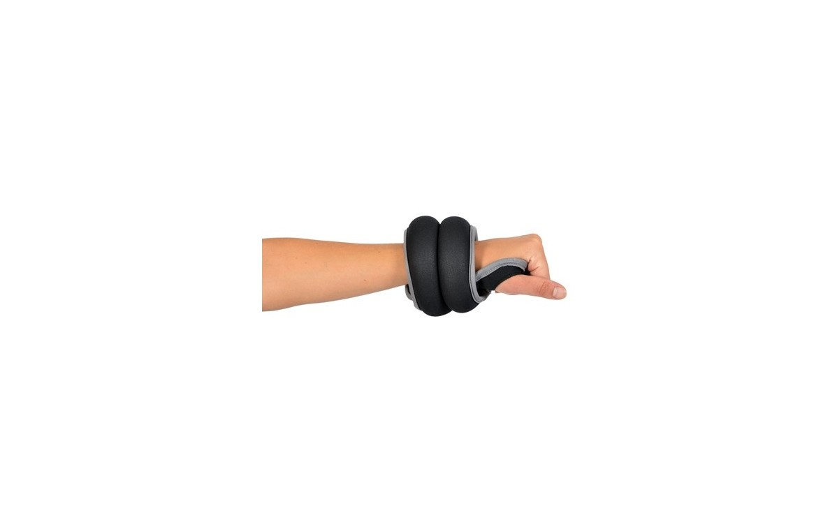 Obciążniki (manżety) na nadgarski Mambo Thumb Lock Wrist Weights MoVes (para)