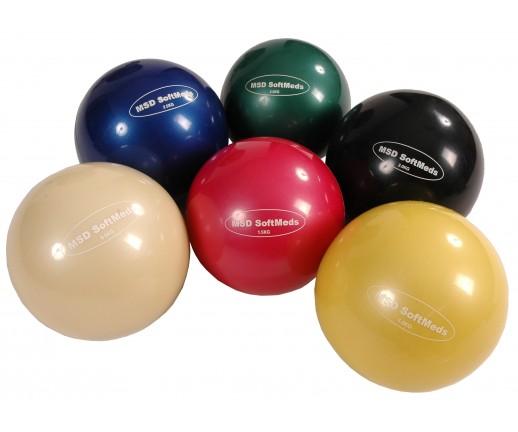 Piłka lekarska Mambo SoftMed MoVes (różne kolory)