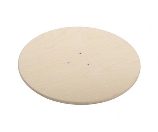 Trener równowagi (dysk równoważny) Mambo Max Wooden Balance Board MSD (okrągły) - 05-040002