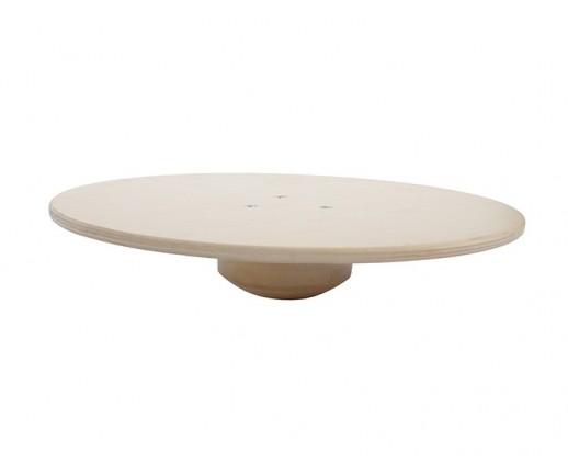 Trener równowagi (dysk równoważny) Mambo Max Wooden Balance Board MoVes (okrągły) - 05-040002