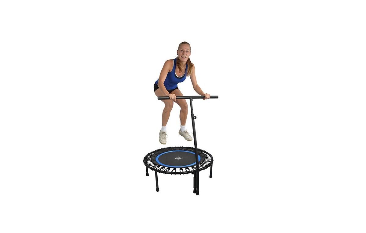 Trampolina MoVes Mambo Max Jumping Fitness śr. 106 cm, do 200 kg - 03-111102