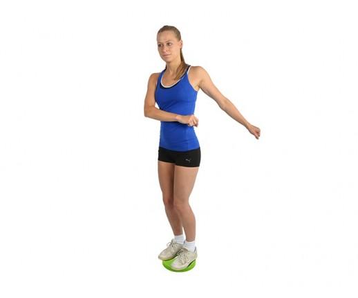 Trener równowagi Mambo Body Twister MSD 25 cm - 05-100101