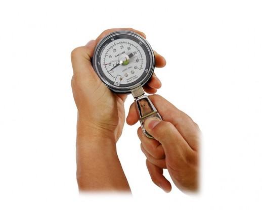 Hydrauliczny dynamometr (siłomierz) ściskowy kciuka - 08-020101
