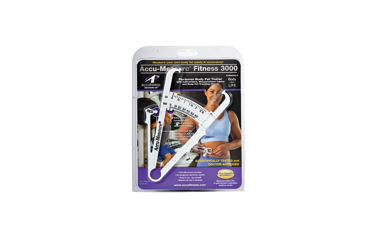 Cyrkiel do mierzenia fałdu skóry (klasyczny, biały, 60mm)  - 08-040103