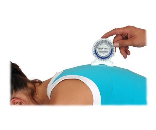 Inklinometr MSD - przyrząd do pomiaru krzywizn ciała i zakres ruchu - 08-060101