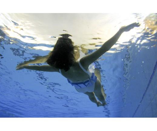 Pięciosegmentowy pas do ćwiczeń w wodzie MoVes - 05-050303