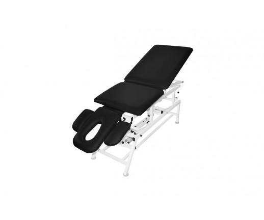 Stół rehabilitacyjny 5-cz. elektryczny MASTER 5E-FP z funkcją Pivot i fotela