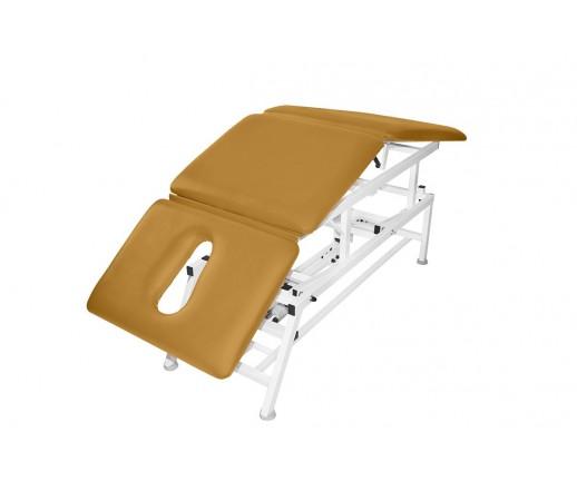 Stół rehabilitacyjny 3-cz. elektryczny z funkcją Pivot elektryczny MASTER 3E-P Plus