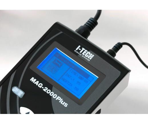 Przenośny zestaw do magnetoterapii MAG 2000 P
