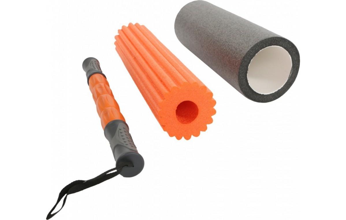 Roller Mambo Max 3 w 1 Foam, roller 3-częściowy MoVes - 04-050301