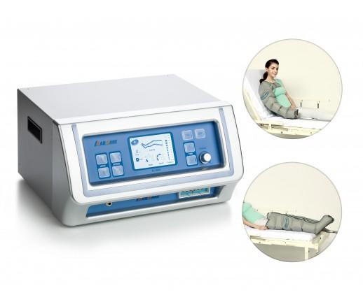 Aparat do masażu uciskowego (drenażu limfatycznego), 12-komorowy LC 1200P