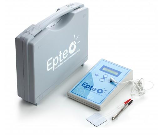Aparat do przezskórnej elektrolizy EPTE