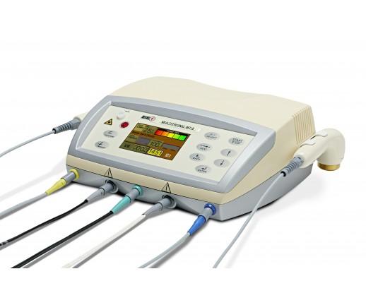 Aparat do elektroterapii, laseroterapii, ultradźwięków i magnetoterapii Multitronic MT-8