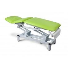 Stół rehabilitacyjny 3 cz. elektryczny (Fotel + Pivot) Master PRO 3E-FP