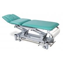Stół rehabilitacyjny 5 cz. elektryczny (Fotel + Pivot) Master PRO 5E-FP