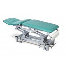 Stół rehabilitacyjny 5 cz.  hydrauliczny (Fotel + Pivot) Master PRO 5H-FP